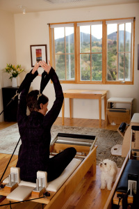 Rebecca Bluestone Studio, Fine Art Tapestry & Pilates